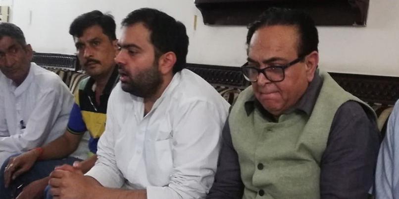 कांग्रेस की सूची जारी होने से पहले कैप्टन अजय यादव का ऐलान- बेटा लड़ेगा चुनाव, 3 को करेंगे नामांकन