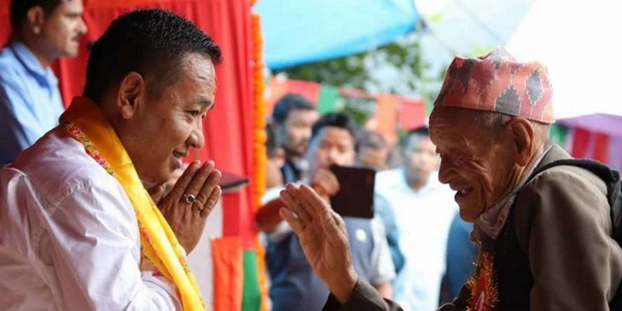 Sikkim CM urges Centre to reserve seats in Assembly for Limboo-Tamang