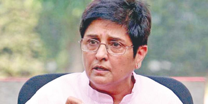 मद्रास हाईकोर्ट से किरण बेदी को झटका, कहा- सरकार के रोजाना के कामकाज में नहीं कर सकतीं हस्तक्षेप