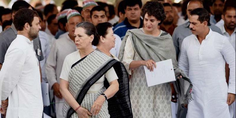 सोनिया, प्रियंका और राहुल गांधी हरियाणा में कांग्रेस प्रत्याशियों के लिए मांगेंगे वोट