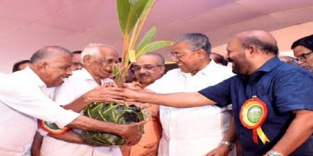 Plan to revive coconut farming