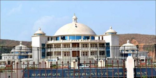 Manipur political parties demand special session of assembly