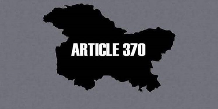 Abrogation of Article 370 leads to apprehension in Nagaland