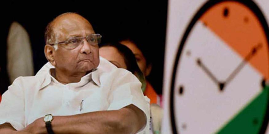 शरद पवार की 'पावर' लगातार हो रही कम, NCP के दो बड़े नेता शिवसेना में शामिल