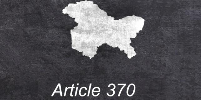 जम्मू-कश्मीर के अख़बारों में छपे Article 370 हटाने के फायदे