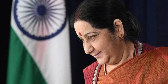 दिल्ली की पहली महिला मुख्यमंत्री का गौरव हासिल था सुषमा को