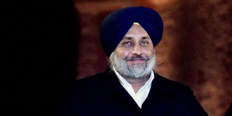 Sukhbir Singh Badal calls for making Chandigarh capital of Punjab
