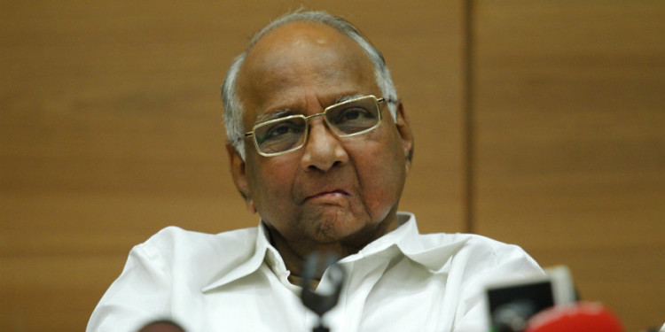 Clueless on Why Ajit Quit Assembly, No Feud in Family, Says Sharad Pawar