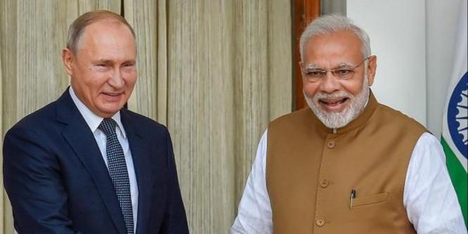रूस और इंडिया के बीच 20वें समिट में बोले मोदी, 'देश के आंतरिक मामलों में बाहरी दखल बर्दाश्त नहीं'