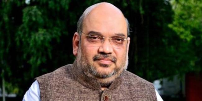 अमित शाह बोले- PM मोदी के नेतृत्व में अभूतपूर्व गति से बढ़ रहा है देश