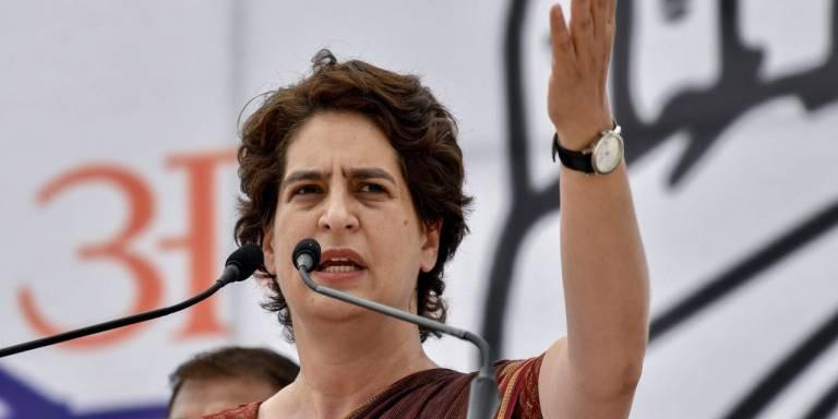 प्रियंका गांधी अब यूपी में मठाधीशों को करेंगी बाहर, जमीनी नेताओं को देंगी मौका