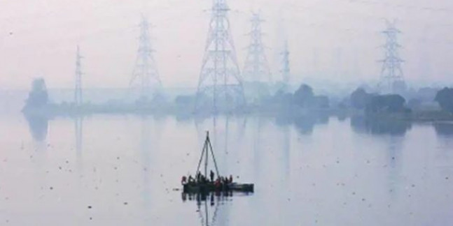 दशहरे के बाद दिल्ली में बढ़ा प्रदूषण