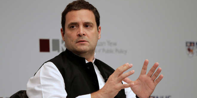 Rahul Gandhi urges Congress workers to help people in flood-hit states