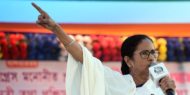 "Mamata Banerjee's ""Quit India"" Parallel For Battle Against PM Modi"