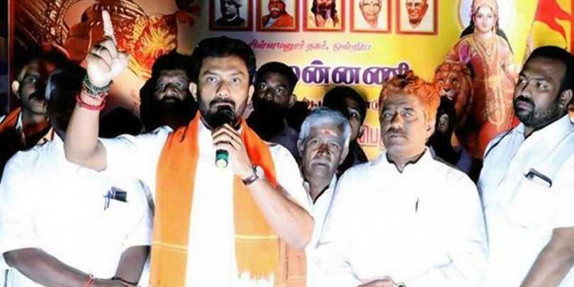 Put Hindu identity front and centre: AIADMK MP