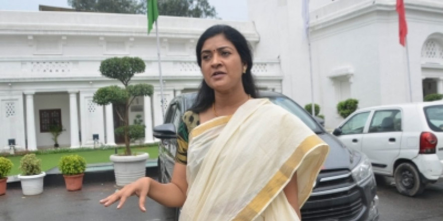 Delhi Assembly Speaker Didn't Consider Alka Lamba 'Twitter' Resignation
