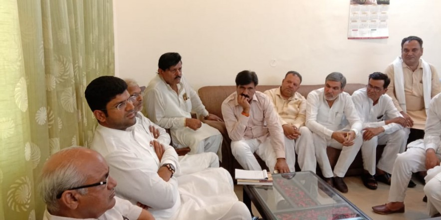 जेजेपी ने रोहतक में बुलाई राष्ट्रीय और प्रदेश कार्यकारिणी की बैठक, विस चुनाव को लेकर तैयार होगी रणनीति