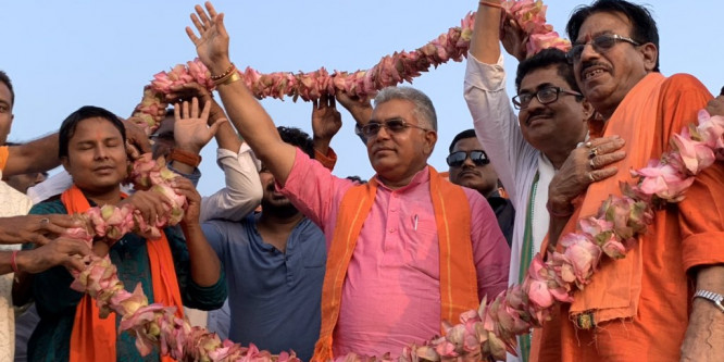 Eat Dog Meat Too: Dilip Ghosh to Beef Eaters