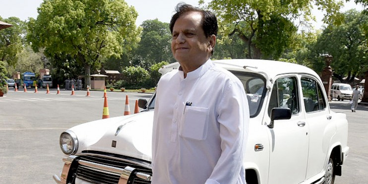 PM is Ill-informed, says Ahmed Patel after Modi claims congress contesting lowest seats in polls