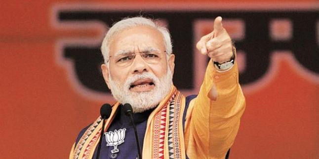 अररिया में विपक्ष पर PM मोदी का हमला कहा, 'जो सर्जिकल स्ट्राइक पर सबूत मांगते थे वो अब चुप हैं'