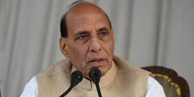 Security and health services equally important for the nation: Rajnath Singh