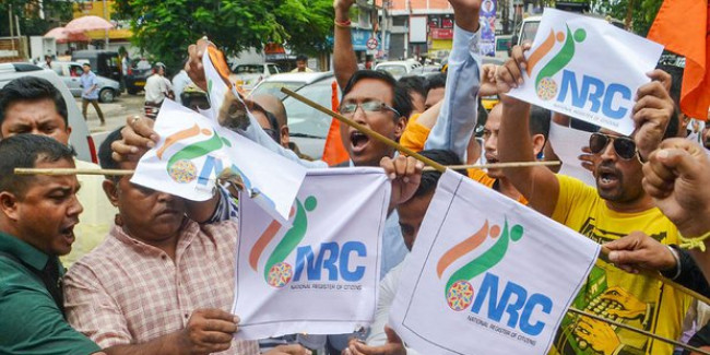 Two Matua Factions Clash Over NRC in Bengal