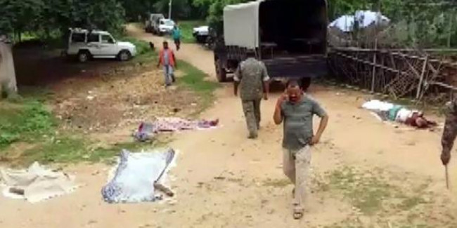 झारखंड में फिर मॉब लिंचिंग, दो महिलाओं समेत 4 लोगों की पीट-पीटकर हत्या