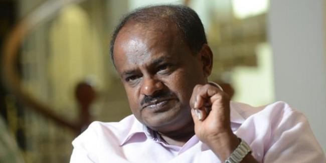 कुमारस्वामी का आरोप, लगातार सरकार गिराने का प्रयास कर रही है बीजेपी