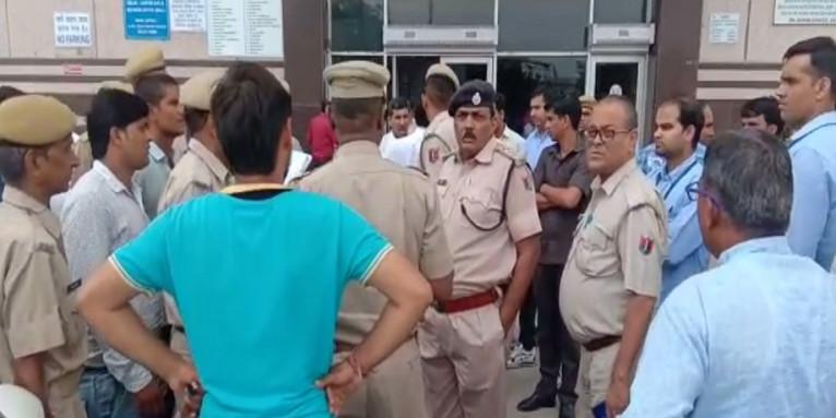 बसपा के टिकट पर चुनाव लड़े जसराम गुर्जर की दिनदहाड़े गोली मारकर हत्या