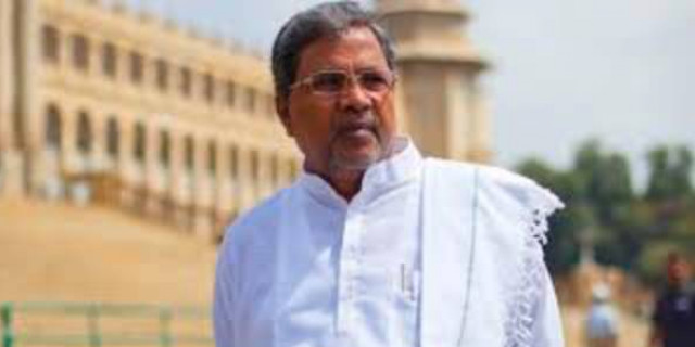 On pressure from high command, Siddaramaiah cancels his China trip