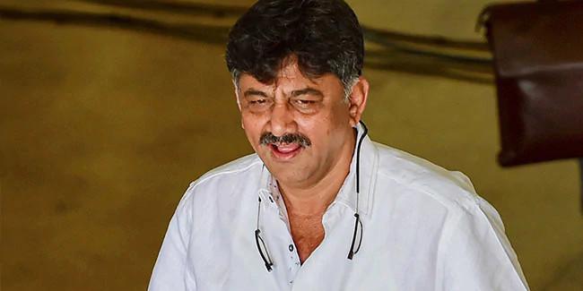 I Met Him Over a Year Ago: DK Shivakumar on His Meeting With Nityananda