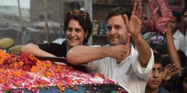 प्रियंका गांधी बोलीं- हमें हर हाल में आजादी की रक्षा करनी है