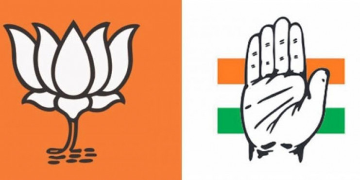 Cong to Win Rajasthan, MP and Chhattisgarh, Modi Factor to Swing BJP Fortunes in States in 2019: Survey