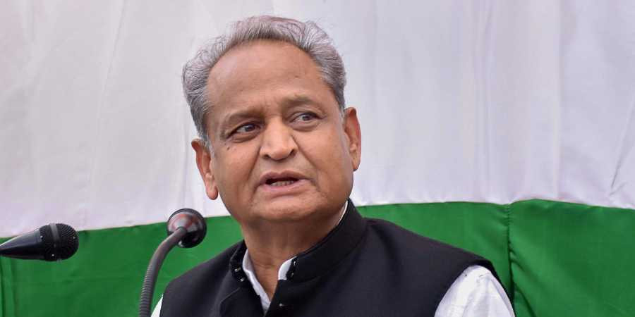 Why PM Didn't Object To Trump Calling Him Father Of India: Ashok Gehlot