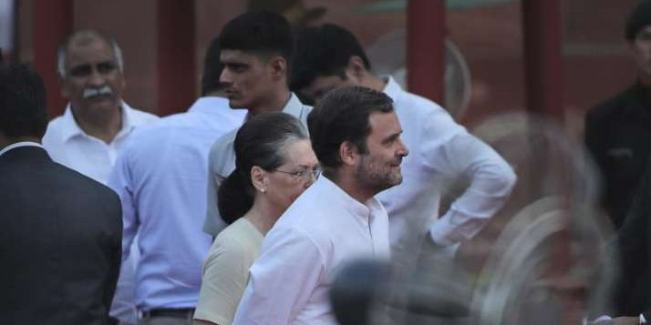 Looking forward to work with you: Congress to PM Modi's new cabinet