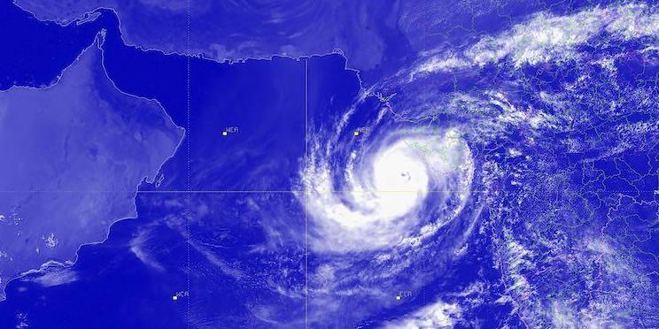 """Heavy Rains Likely As Cyclone """"Maha"""" To Hit Gujarat Coast On November 7"""
