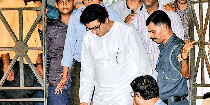 After eight-and-half hours in ED hot seat, Raj Thackeray says 'won't shut up'