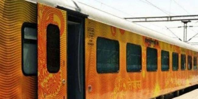 दिल्ली-लखनऊ 'तेजस' होगी देश की पहली प्राइवेट ट्रेन, निजीकरण का खुलेगा रास्ता