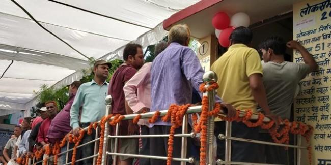 Chhattisgarh Phase 3 Polling: कई बूथों पर EVM में आई खराबी, देरी से शुरू हुआ मतदान