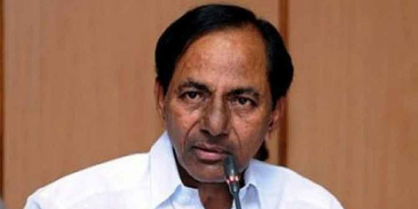 KCR embarks On One day visit To Palamuru Ranga Reddy Lift project