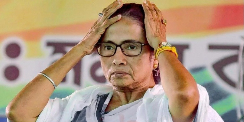 भाजपा ने तोड़ी ममता दीदी की किलेबंदी, आंधी में आधी बची टीएमसी, वामदल साफ