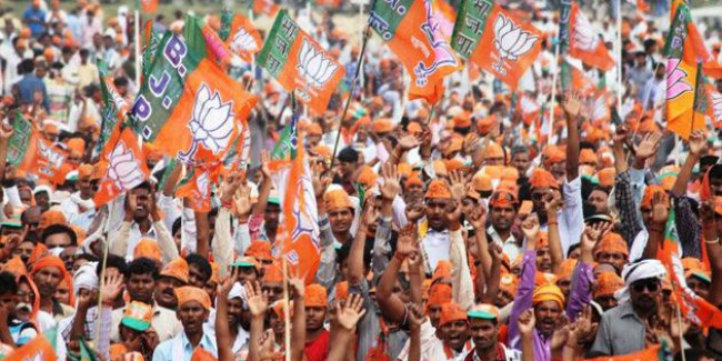 BJP Leaders in Bengaluru Claims Scam in White-Topping