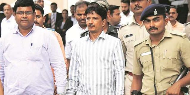 Prime accused in Haren Pandya case sent to jail
