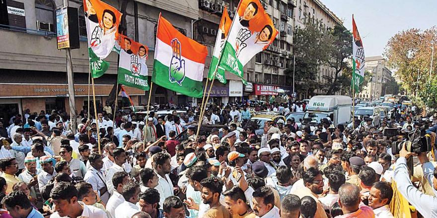 Maharashtra Congress struggles with fund paucity ahead of polls