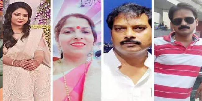 आगरा-लखनऊ एक्सप्रेस वे पर दर्दनाक हादसा, BJP विधायक के भाई समेत 4 की मौत