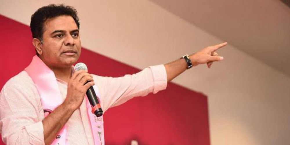 Bathukamma is due to Telangana Jagruthi compassion: KTR