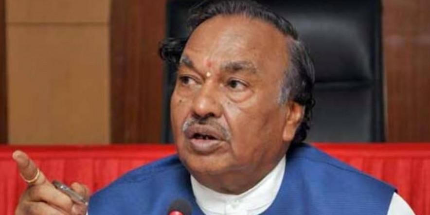 Patriotic Muslims will vote for BJP, says Karnataka Minister K S Eshwarappa