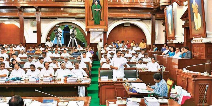 The decision on EWS will not affect 69% reservation: Panneerselvam