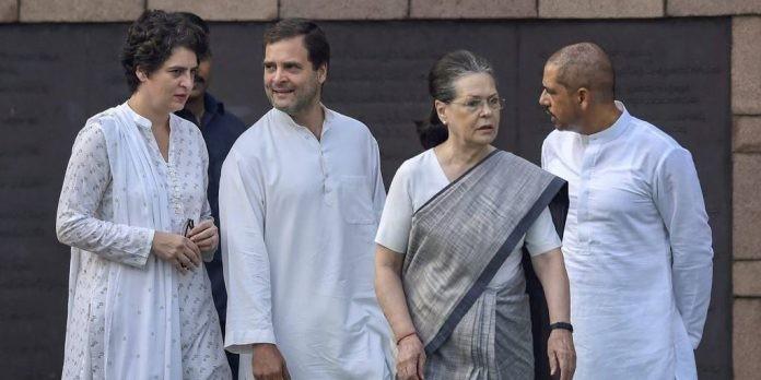 प्रियंका की पतवार से नहीं हुई राहुल की नैया पार, अखिलेश भी रहे असफल, मोदी लहर से सब बेहाल