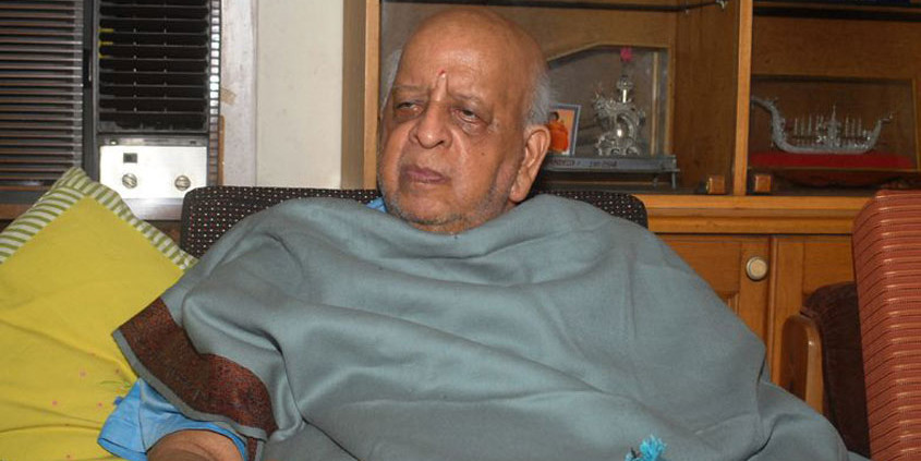 CM YS Jagan Reddy mourns the death of former IAS officer TN Seshan